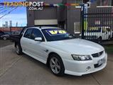 2005 HOLDEN CREWMAN SS VZ CREW CAB UTILITY