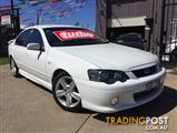 2004 FORD FALCON XR6T BA 4D SEDAN