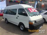 1998 TOYOTA HIACE COMMUTER RZH125R BUS