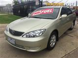 2005 TOYOTA CAMRY ALTISE LIMITED ACV36R 06 UPGRADE 4D SEDAN