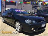 2006 FORD FALCON XR6 BF 4D SEDAN