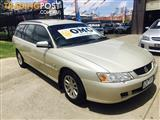 2004 HOLDEN COMMODORE ACCLAIM VYII 4D WAGON