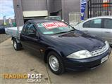 2001 FORD FALCON XL AUII C/CHAS