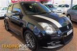 2010  Suzuki Swift Sport RS416 Hatchback
