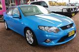 2011  Ford Falcon XR6 FG MkII Sedan