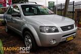 2006  Ford Territory   Wagon 7 Seater