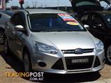 2013  Ford Focus Ambiente LW MKII Sedan
