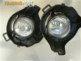 Genuine Nissan Fog lights suit R51 Pathfinder / Navara