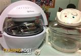 BRAND NEW FLORA AIRFRYER WITH BONUS COOKWELL CONVECTION OVEN