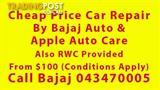 Cheap Price Car Repair