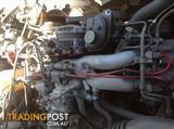 Subaru 2.2 Liberty engine with auto gear box