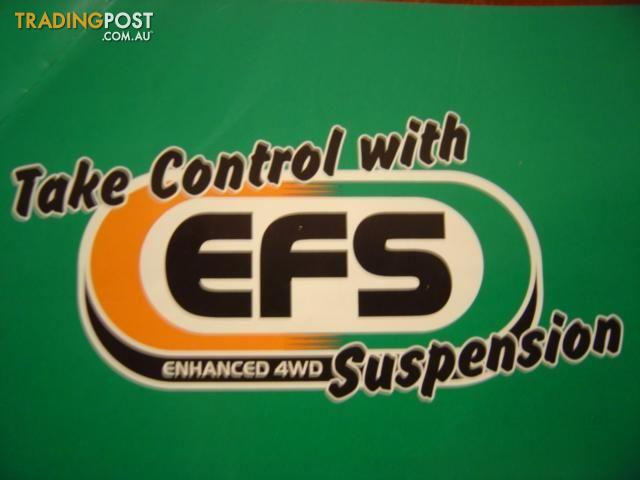 Springs Efs Suspension