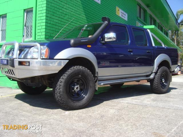 nissan navara d22 for sale in tingalpa qld nissan navara d22. Black Bedroom Furniture Sets. Home Design Ideas