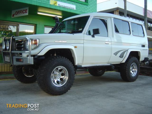 Toyota Landcruiser 78 For Sale In Tingalpa Qld Toyota