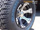 Alloy Wheels 15X8