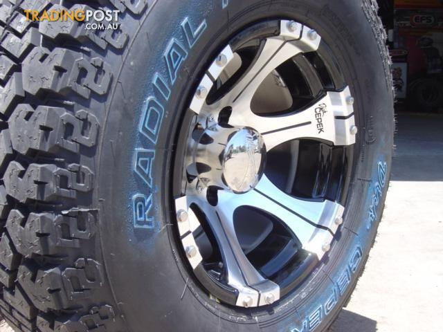 Ace Auto Sales >> Rims Alloy 4X4 for sale in Tingalpa QLD | Rims Alloy 4X4