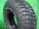 BfGoodrich KM2    285 75 16LT Fitting $25