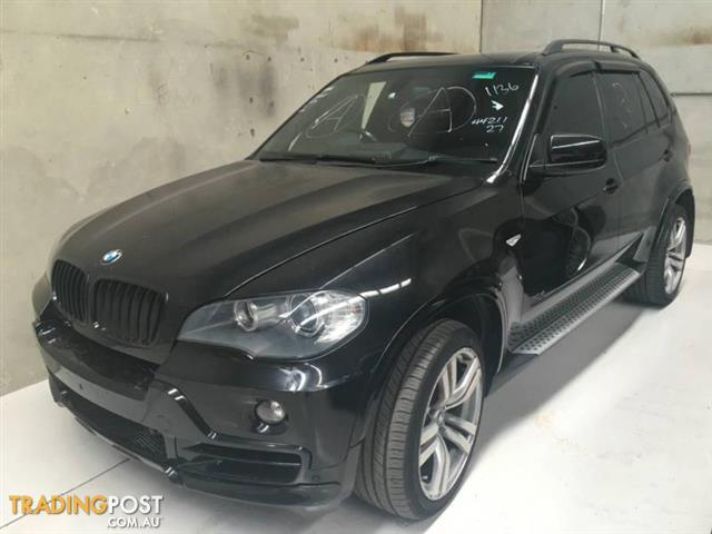 BMW X5 E70 Parts Wrecking Wreckers for sale in Wetherill Park NSW  BMW X5 E70 Parts Wrecking