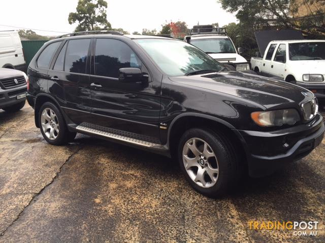 bmw x5 e53 parts wrecking wreckers for sale in wetherill. Black Bedroom Furniture Sets. Home Design Ideas