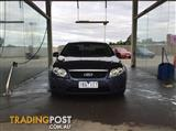 2009 FORD FALCON XT FG 4D SEDAN