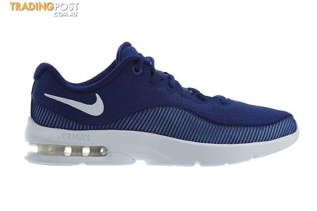 Nike Air Max Advantage 2 Mens Trainers Deep Royal Blue White
