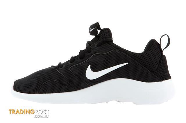 various colors c55c1 e1aca Nike-Womens-Kaishi-2-0-Running-Shoes-Black-White-Size-6-5-US