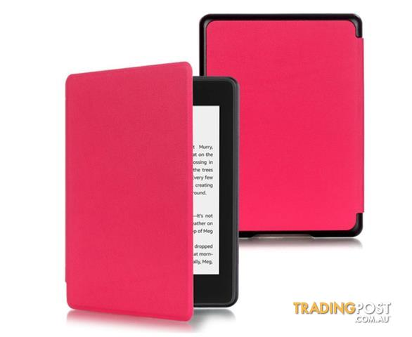 E-book-Cover-For-kindle-paperwhite-4-Generation-E-reader-Cover-ROSE-RED-Red