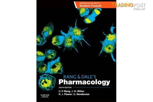 rang dales pharmacology e book with student consult online access