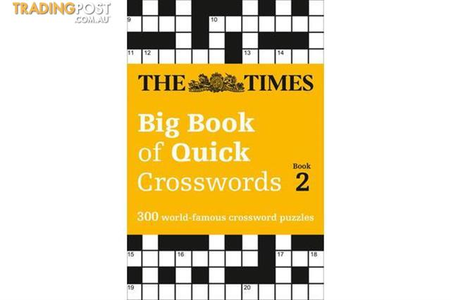 The-Times-Big-Book-of-Quick-Crosswords-Book-2-300-World-Famous