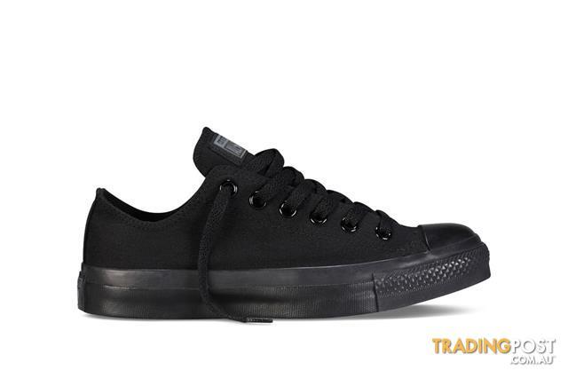 185af4070a65 Converse-Chuck-Taylor-All-Star-Ox-Lo-Black-Mono-US-Mens-11-5-US ...