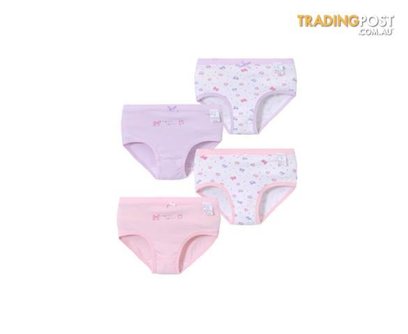4Pcs-Girls-Underwear-Set-Soft-Boxers-Cotton-Briefs-Breathable-Stripes-Solid-Panties-9-Purple-150cm