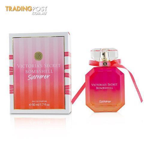 4d1bbd8e1ae Victoria s Secret Bombshell Summer Eau De Parfum Spray (Limited Edition)  50ml 1.7oz