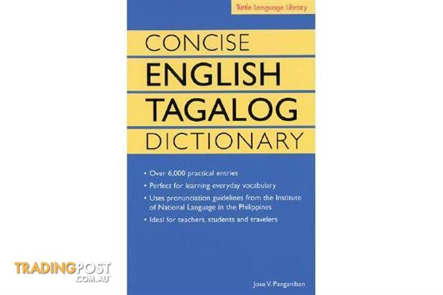 Concise-English-Tagalog-Dictionary