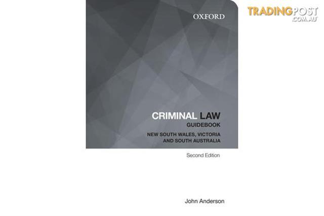 criminal law information for south australia