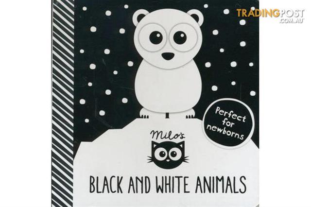 Milos-Black-and-White-Animals