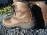 Hiking boots - Scarpa Terra GTX (43 - Brown) - Waterproof!