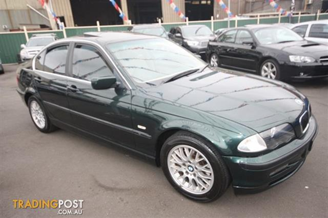 2001 bmw 325i e46 sedan for sale in west footscray vic 2001 bmw 325i e46 sedan. Black Bedroom Furniture Sets. Home Design Ideas