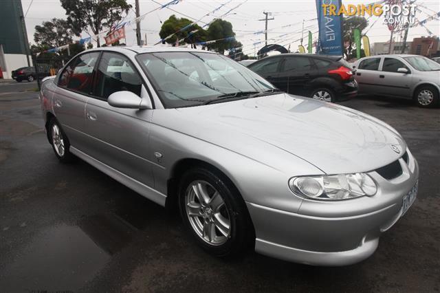 2002 HOLDEN COMMODORE S VX II SEDAN for sale in West Footscray VIC | 2002  HOLDEN COMMODORE S VX II SEDAN