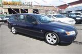2003 HOLDEN COMMODORE EXECUTIVE VY II WAGON
