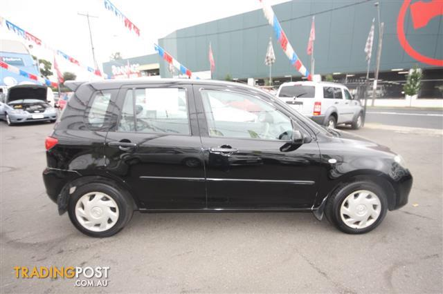 2003 MAZDA 2 Maxx DY Series 1 HATCHBACK for sale in West Footscray ...