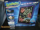 Lightastic Neon Glow Tablet