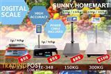 Electronic Digital Price Scale Weigh Platform Shop Postal Kitchen