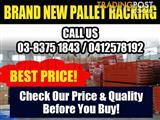 Pallet Racking Upright Frames Beams Warehouse System