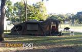Oztent Jet Tent f30x