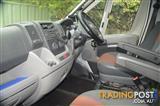 Motorhome Fiat Ducato (Horizon Melaleuca)