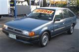 1986 FORD LASER GL KC 5D HATCHBACK
