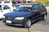 1997 PEUGEOT 306 XR  Hatchback