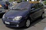 2004 RENAULT SCENIC EXPRESSION 4D WAGON