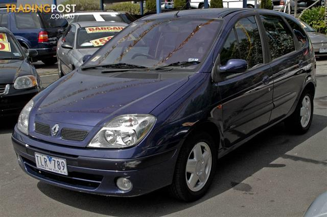 2004 renault scenic expression 4d wagon for sale in. Black Bedroom Furniture Sets. Home Design Ideas