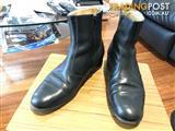 Parthenon Brand Hand Made In Australia Leather Boots Size UK/Aust 7